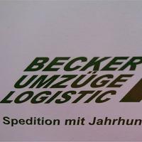 Becker Umzüge Logistic GmbH
