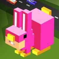 Crossy Animal Run - Infinite Arcade Game