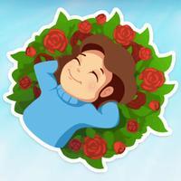 Cutie Tuttie! Stickers
