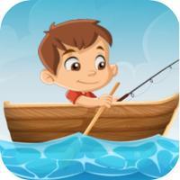 钓鱼小游戏: 鱼泡泡海底世界