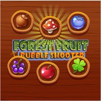 Forest Fruit Bubble Shooter
