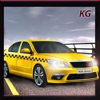 Crazy Taxi Driver Game : Yellow Cab City Driving Simulator 3D 2016