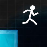 Line Escape - Bloody Stickman Run Free