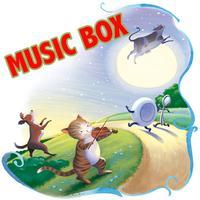 Nursery Rhymes Music Box For Kids Lite Baby Phone