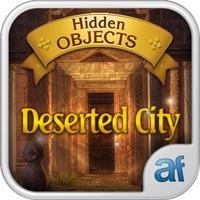 Hidden Objects Deserted City