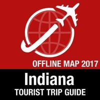 Indiana Tourist Guide + Offline Map