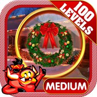 Christmas Lights Hidden Object