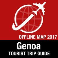 Genoa Tourist Guide + Offline Map