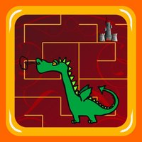 Dragon and Knight Maze (save the princess)
