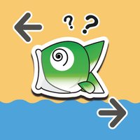 Funny Fish: Left Or Right