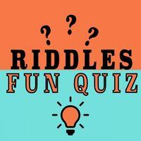Riddles fun quiz