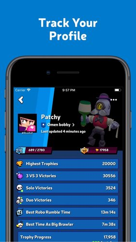 Brawl Stats for Brawl Stars App for iPhone - Free Download