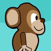 Flash Monkey: Free Monkey running game + collecting bananas