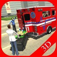 Ambulance Simulator- Rescue Drive In City