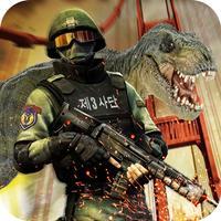 Guns of war: The Dinosaur era