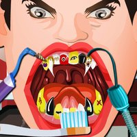 Dracula Dentist Office