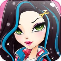 """Dress-up """" Hollywood Girls """" : The Monster girl high school lift fashion winx ever after game"""