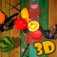 Fruity Cutting Bomb 3D