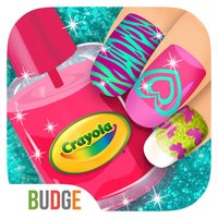 Crayola Nail Party – A Nail Salon Experience