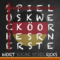 Wortsuche: Solve Word Puzzle in German