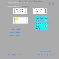 Matrix Arithmetic Operations