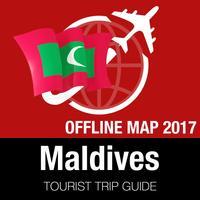 Maldives Tourist Guide + Offline Map