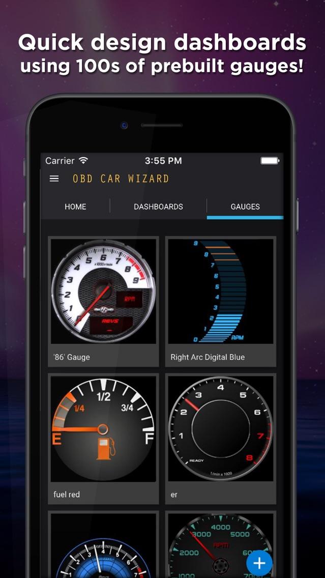 OBD Car Wizard | ELM327 OBD2 App for iPhone - Free Download