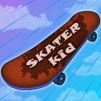Skater Kid -BMX boy