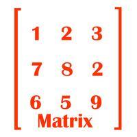 Multi dimention Matrix Calculator