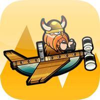 The Viking Stunt Pilot