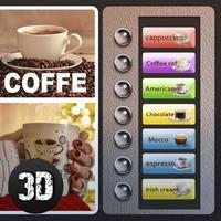 Coffee Vending Machine Simulator 3D