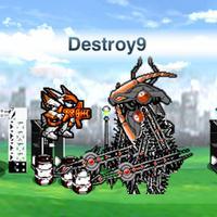 Destroy9 Limit