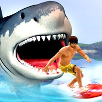 3D Shark Hunter Classic Game: Hungry Attack