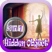 Hidden Object: Maya Ballerina - Amazing Adventure