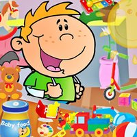BaBy Shopping & Toy - for Holiday & Kids Game