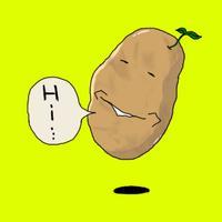 Flied Potato