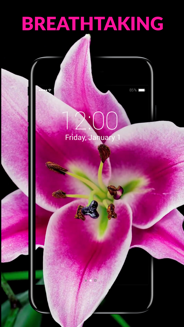 Live Wallpaper HD for iPhone