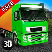 Truck Driving Simulator: Cargo Transporter