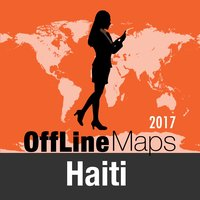 Haiti Offline Map and Travel Trip Guide
