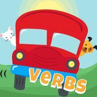 Spanish School Bus II - Verbs