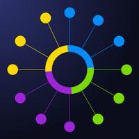 Color Arrow VS Twisty Wheel: Crazy AA game