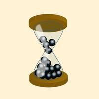 Hourglass Stickers