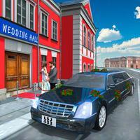 Luxury Wedding Car Simulator