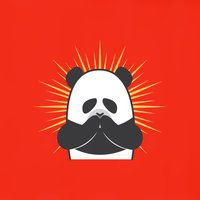 Panda Stickers and Emojis