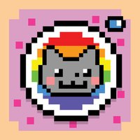 NyanCam - Nyan Cat Sticker Photobooth!