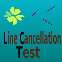 Line Cancellation Test