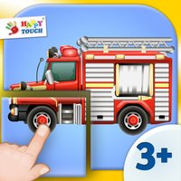 Cars Puzzle - Kids Apps (by Happy Touch Kids Games®)