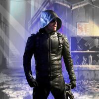 Super Hero Fight in City