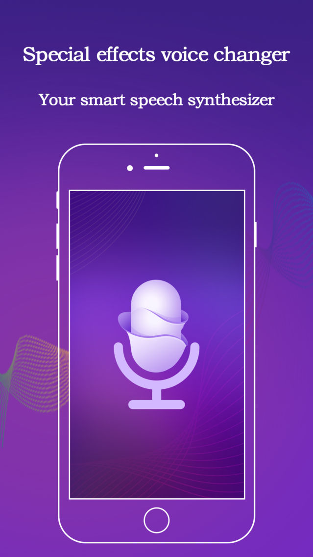 Voice Changer – Sound Effects App for iPhone - Free Download Voice