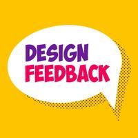 Design Feedback Sticker Pack
